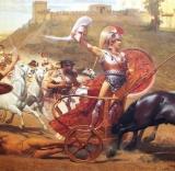Sử thi Iliade- Thi hào Homère- khúc XIX : Achille nguôigiận