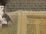 Tiếng Việt thời LM Alexandre de Rhodes – sinh thì làchết?