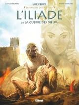 Sử thi Iliade- Thi hào Homère: Thiên trường ca bất tử của nhân loại (bài1)