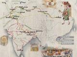 Hành trình ngài Huyền Trang thỉnh kinh dọc theo Con Đường TơLụa