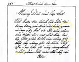 Tiếng Việt thời LM de Rhodes – vài nhận xét về tên gọi và cách đọc (phần11)