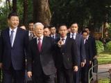 Lịch sử quan hệ Việt-Trung nhìn từ góc độ đại chiếnlược