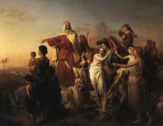 Molnár_Moses_leading_the_Israelites_out_of_Egypt_1861.jpg