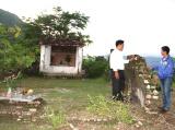 Trận mưa tầm tã ở Khánh Hoà được khắc vào bia đá năm1873