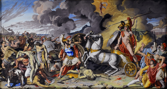 the_chariot_of_achilles_protected_from_mars_overwhelms_hector_cropped