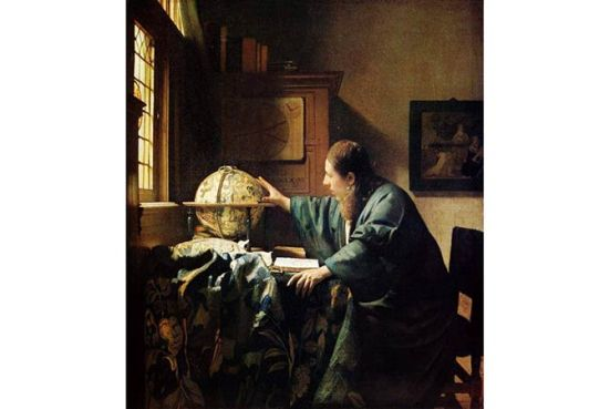 The-Astronomer-Johannes-Vermeer