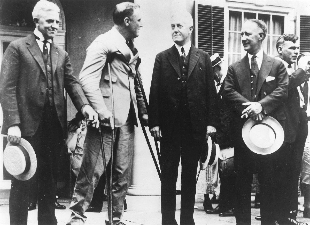 Franklin Delano Roosevelt (1882-1945) Tổng Thống Hoa Kỳ Thứ 32