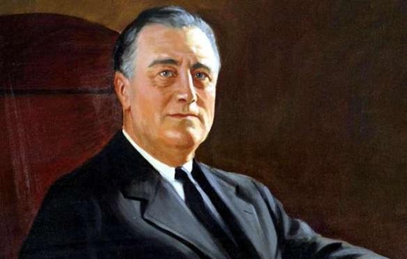 Franklin Delano Roosevelt (1882-1945) Tổng Thống Hoa Kỳ Thứ 32 | Nghiên Cứu Lịch Sử