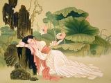 Chân dung Hồ Xuân Hương  qua 31 bài thơ tình của TốnPhong