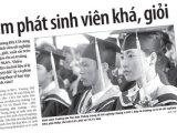 Nguy cấp: Việt Nam đang cần một nền giáo dục không nóidối
