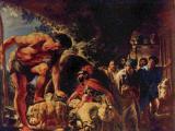 Sử thi Odyssée thi hào Homère- Thiên trường ca bất tử nhân loại- Bài5