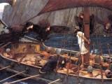 Sử thi Odyssée thi hào Homère- Thiên trường ca bất tử nhân loại- Bài9