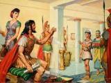 Sử thi Odyssée thi hào Homère- Thiên trường ca bất tử nhân loại- Bài12