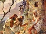 Sử thi Odyssée thi hào Homère- Thiên trường ca bất tử nhân loại- Bài15