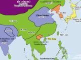 Việt Thường Thị ở đâu? Văn Lang ởđâu?