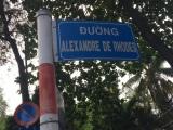 Chỉ có một số ít người phản đối việc lấy tên Francisco de Pina và Alexandre de Rhodes đặt tên cho đường phố ở TP ĐàNẵng