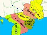 Hành chính thành phố Biên Hoà, tỉnh Đồng Nai trải qua các thờikỳ