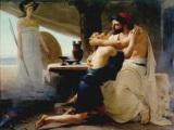 Sử thi Odyssée thi hào Homère- Thiên trường ca bất tử nhân loại- Bài17
