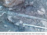 Những phát hiện khảo cổ nổi bật trên thế giới năm2019