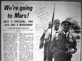 Chuyện lạ lịch sử: chương trình vũ trụ củaZambia!