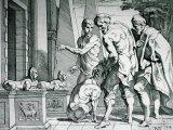 Sử thi Odyssée thi hào Homère- Thiên trường ca bất tử nhân loại- Bài18