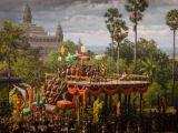 Một số tương đồng- dị biệt trong dấu ấn tiếp biến văn hoá Ấn của Champa- PhùNam