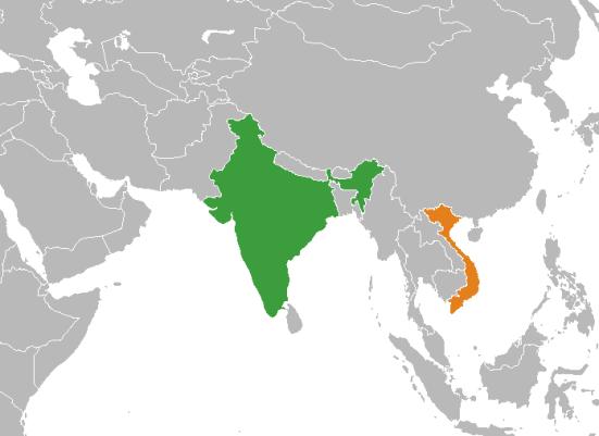 India_Vietnam_Locator