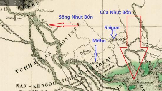 01- Saigon-cửa nhựt bổn