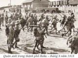 Trận Baku 1918 – trận đánh vì nền độc lập củaAzerbaijan