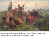 Nước Nga đã từng khiếp sợ dân du mục Tatar từ bán đảo Crimea như thếnào