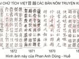 Chữ Tuất cầm tinh con chó trong truyệnKiều