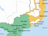Phiên trấn Thuận Thành trong cuộc xung đột Nguyễn- Tây Sơn (1771-1802)