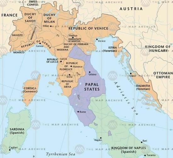 Genoa 1400s