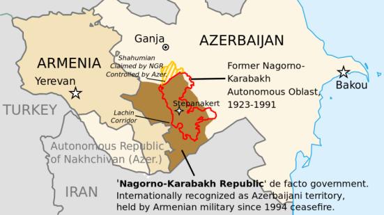 Karabakh và Nakhchivan
