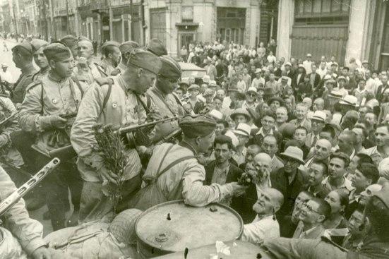 soviet in machuria