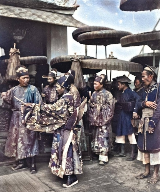 Nam Định, tháng 12-1897