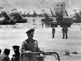 Chiến tranh Libya – Ai Cập 1977: cuộc chiến phân định ngôi vị anh cả khốiArab