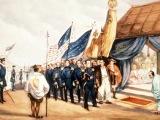 Thiếu Tướng Perry vào lãnh địa tướngquân