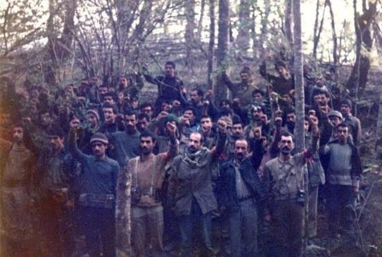 Du kích Cộng sản Iran