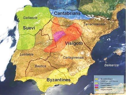 suebi kingdom