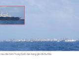 Lực lượng dân quân biển bí mật của Trung Quốc có thể tập trung tại đá BaĐầu