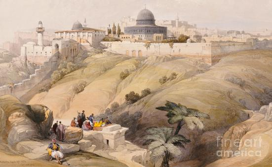 jerusalem-david-roberts