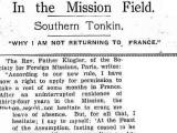 Đọc báo cũ của Úc viết về ĐôngDương