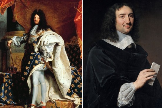 Louis XIV and Colbert