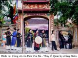 Vua Bà – Thủy tổ Quan Họ được thờ ở làng Diềm là ai?